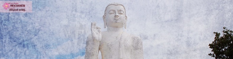 What Buddhism ask you to do?